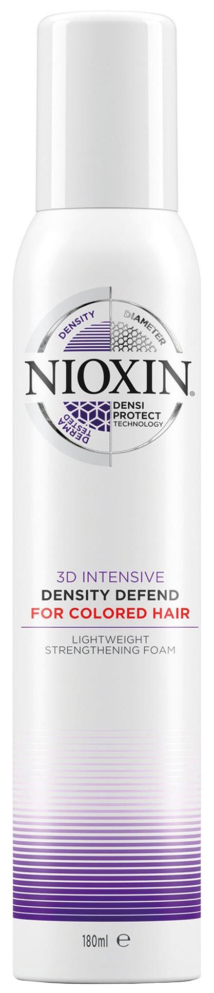 Мусс для волос Nioxin Density Defend