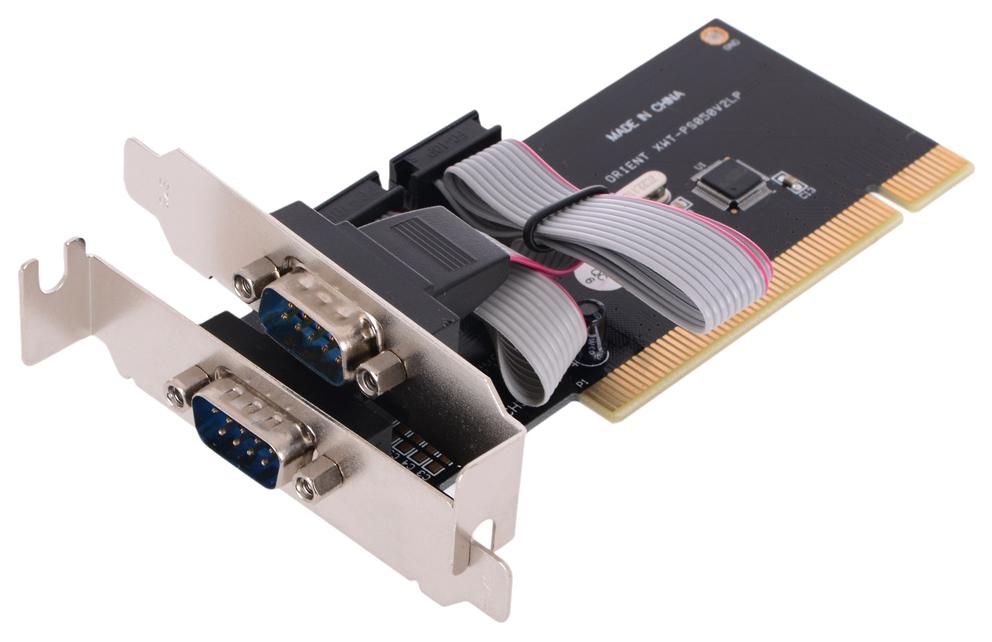 PCI e контроллер COM ORIENT XWT PS050V2LP,