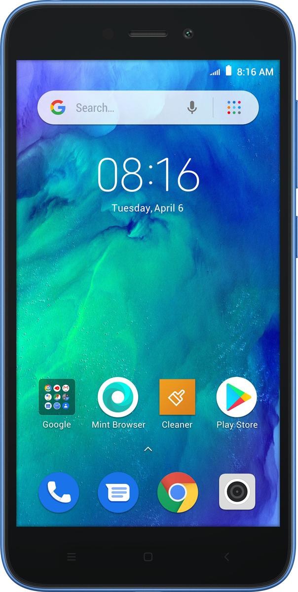 Смартфон Xiaomi Redmi Go 16Gb Blue