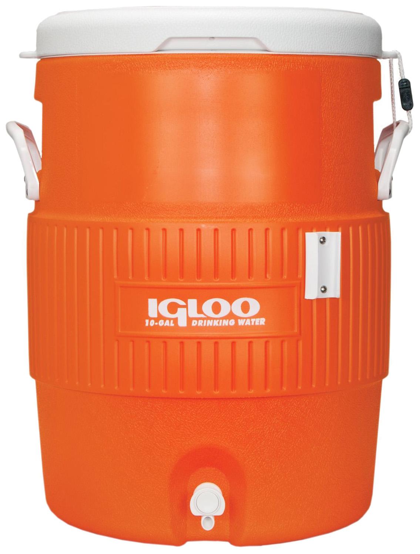 Контейнер изотермический Igloo 10 GAL Orange