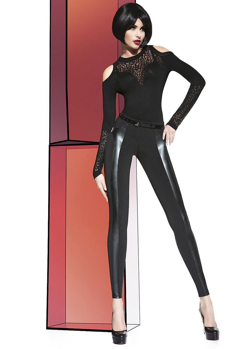 Леггинсы женские Bas Bleu Adele 200 д черные M фото