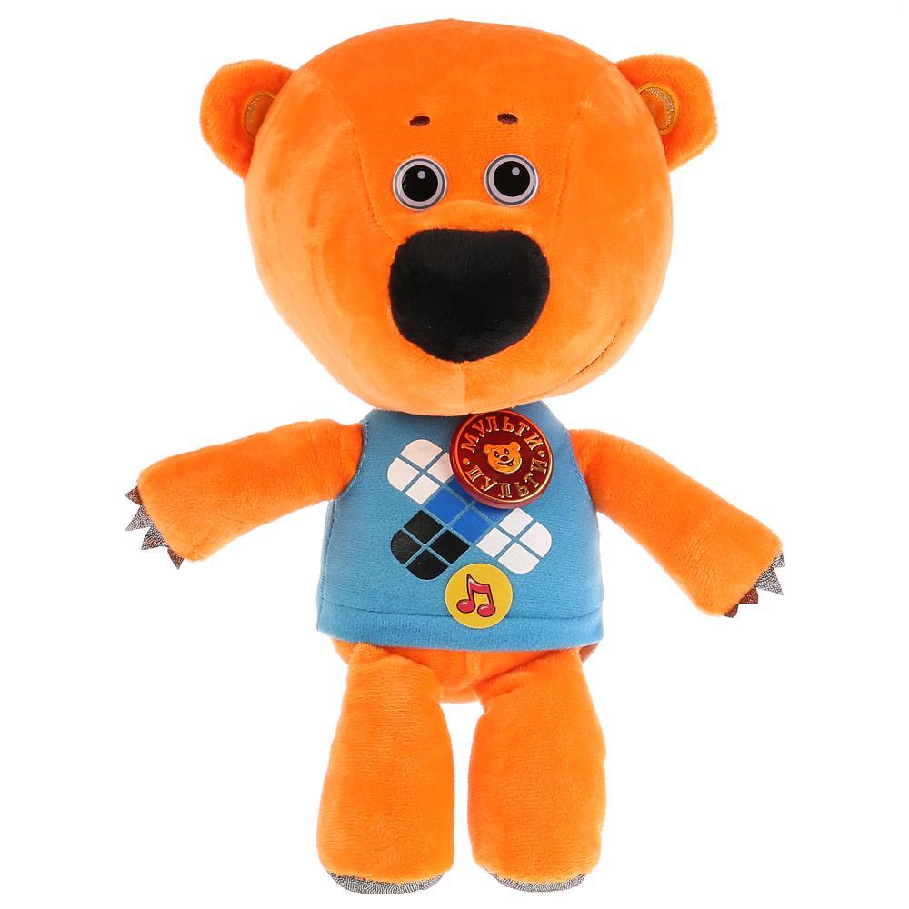 Мягкая игрушка Мульти-пульти медвежонок Кеша 30 см
