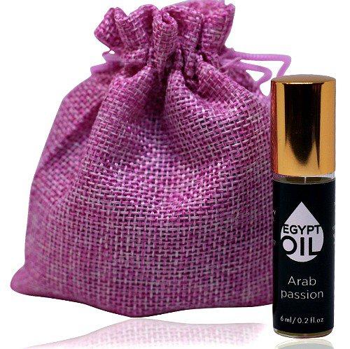 Парфюмерное масло EgyptOil Арабская страсть 6 мл