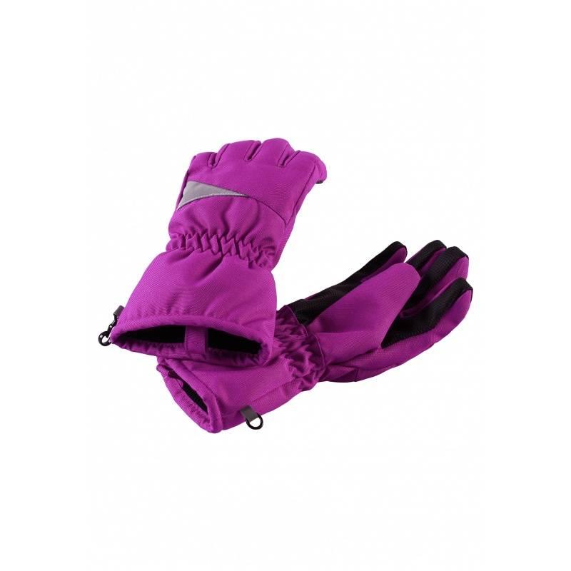 Перчатки LASSIE, цв. фиолетовый, 5 р р