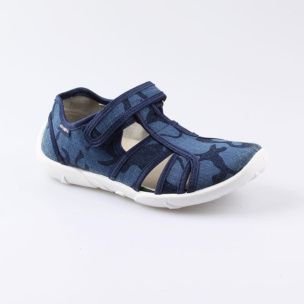 Текстильная обувь для мальчиков Котофей, 32 р-р