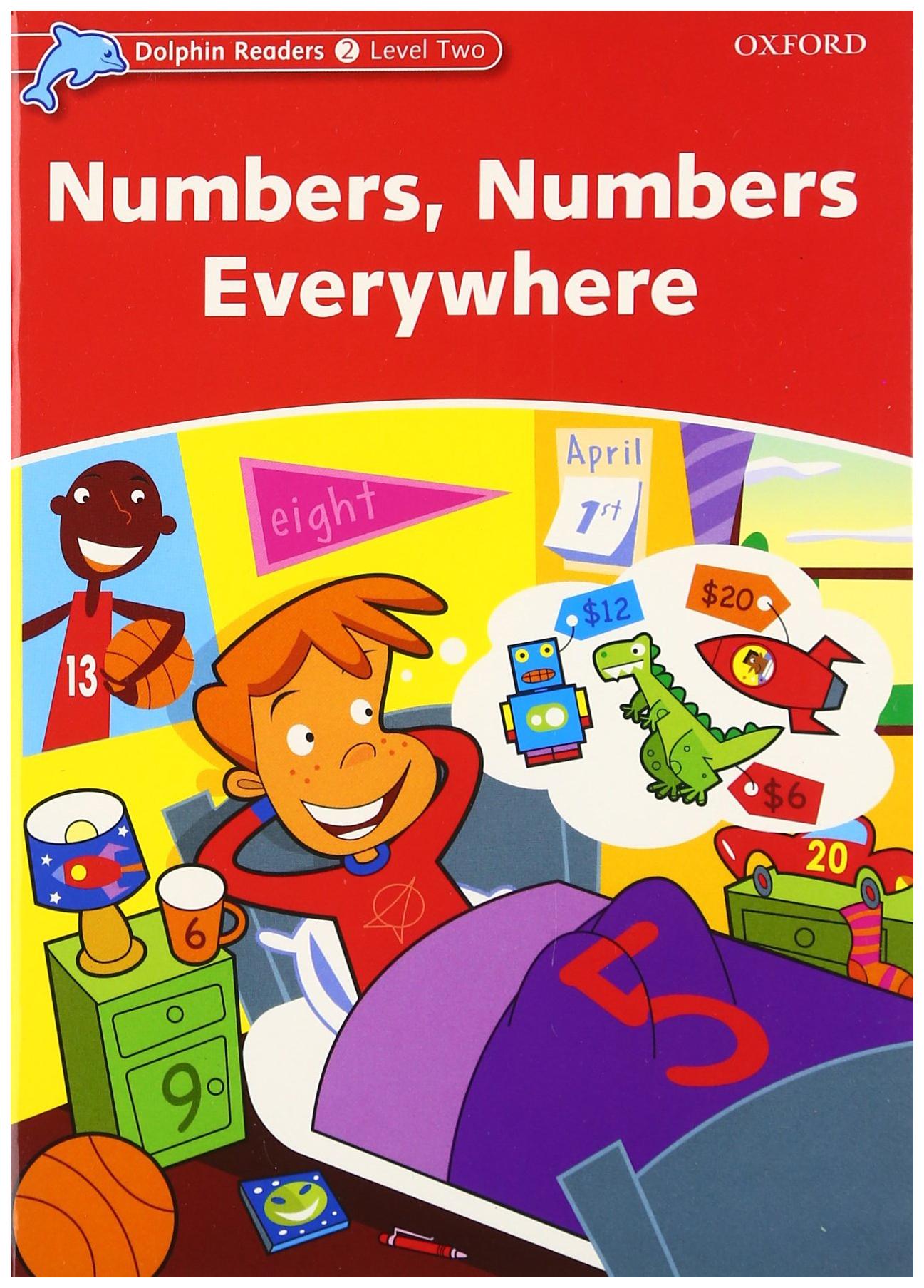 "Книга Oxford University Press Northcott Richard ""Numbers, Numbers Everywhere"