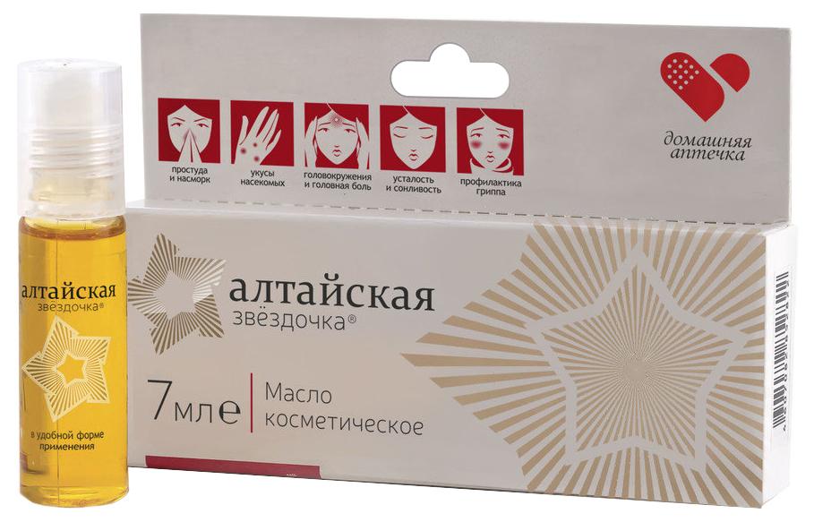 Масло косметическое Домашняя аптечка Бальзам Алтайский