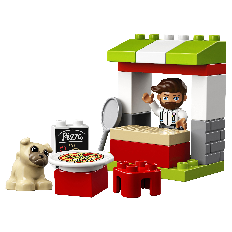 Конструктор LEGO DUPLO Town 10927 Киоск пиццерия