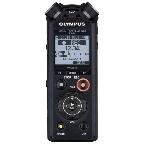 Диктофон Olympus LS-P4 фото