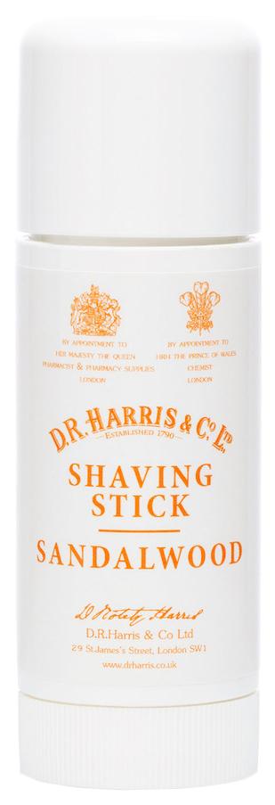 Мыло для бритья D.R. Harris Sandalwood