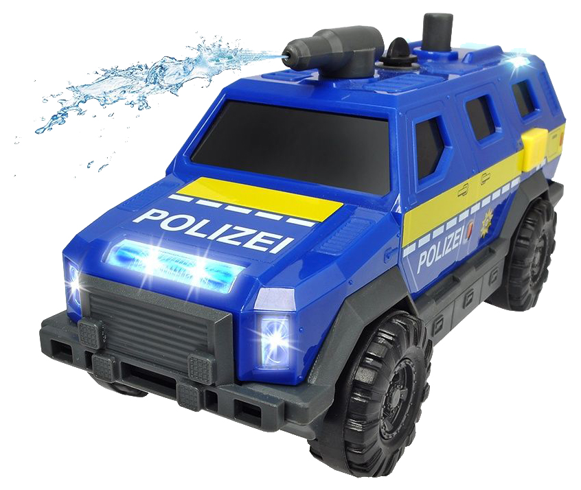 Внедорожник Dickie Toys Полицейский внедорожник