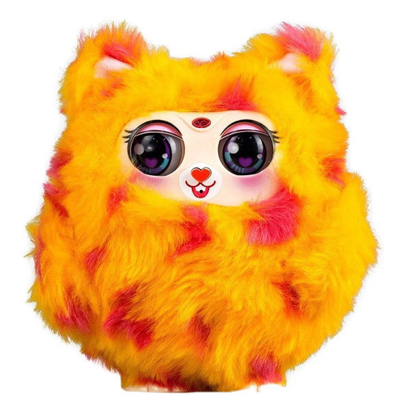 Интерактивная игрушка Tiny Furries MAMA FURRY Pumpkin