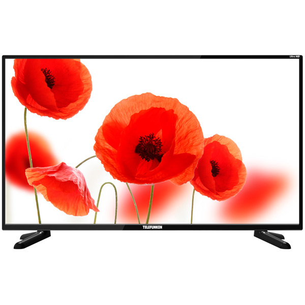 LED телевизор 4K Ultra HD Telefunken TF-LED50S50T2SU