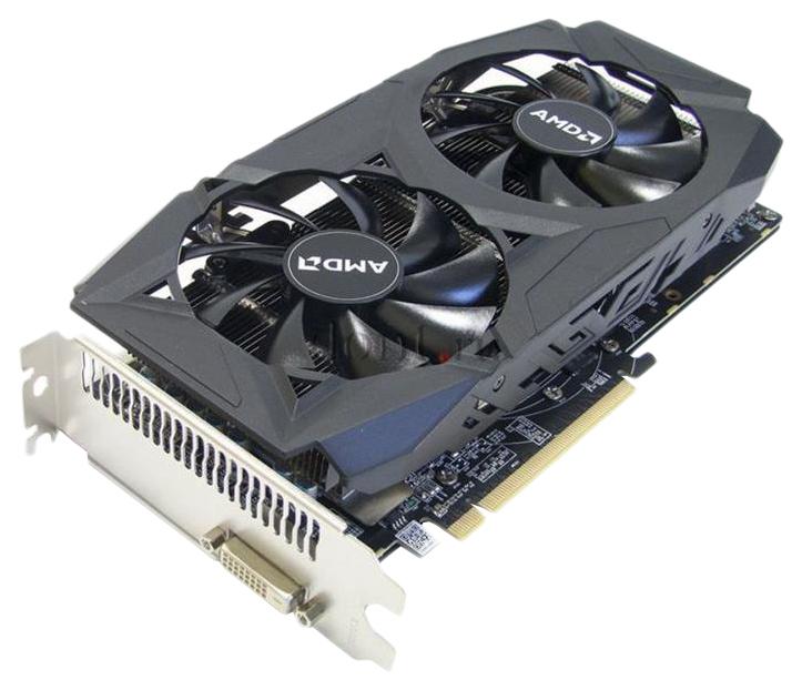 Видеокарта PowerColor AMD Radeon RX 580 (AXRX