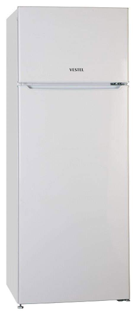 Холодильник Vestel VDD260VW White