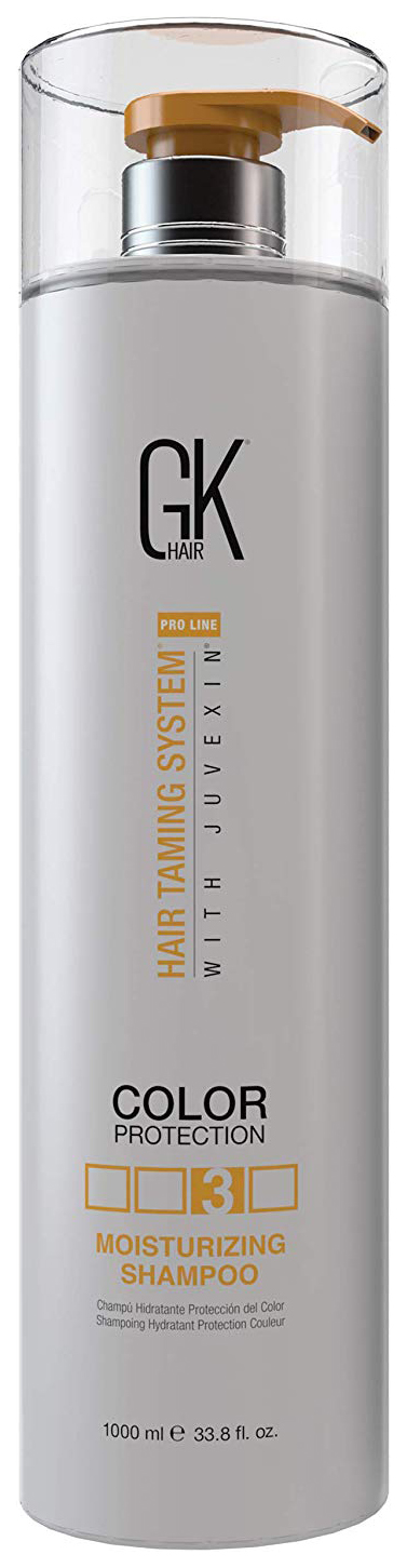 Шампунь Global Keratin Moisturizing Shampoo Color Protection