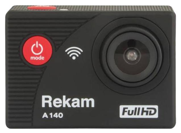 Экшн-камера Rekam A140 Black 2680000005
