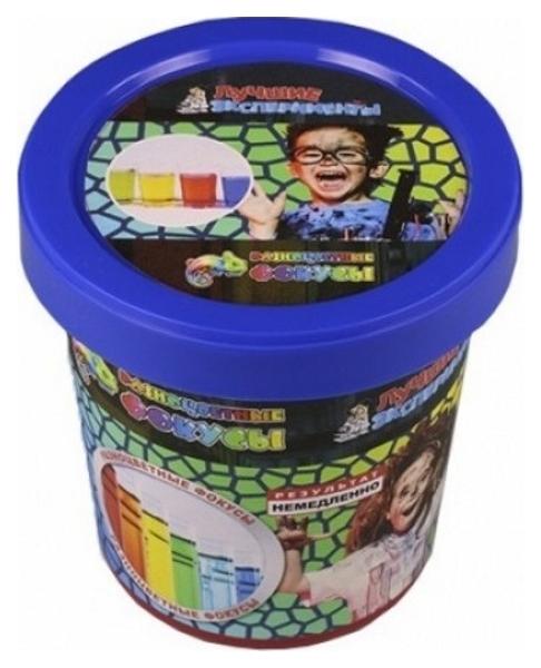 Купить Набор для исследования Qiddycome Лучшие эксперименты Разноцветные фокусы Х040, Научные технологии, Наборы для фокусов