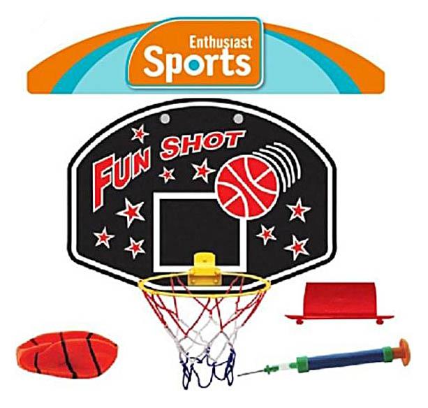 Баскетбольный набор Shantou Gepai Бросок 4 предмета
