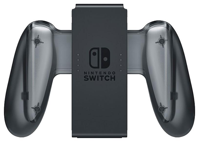 Подзаряжающий держатель Nintendo ACSWT2 Grey