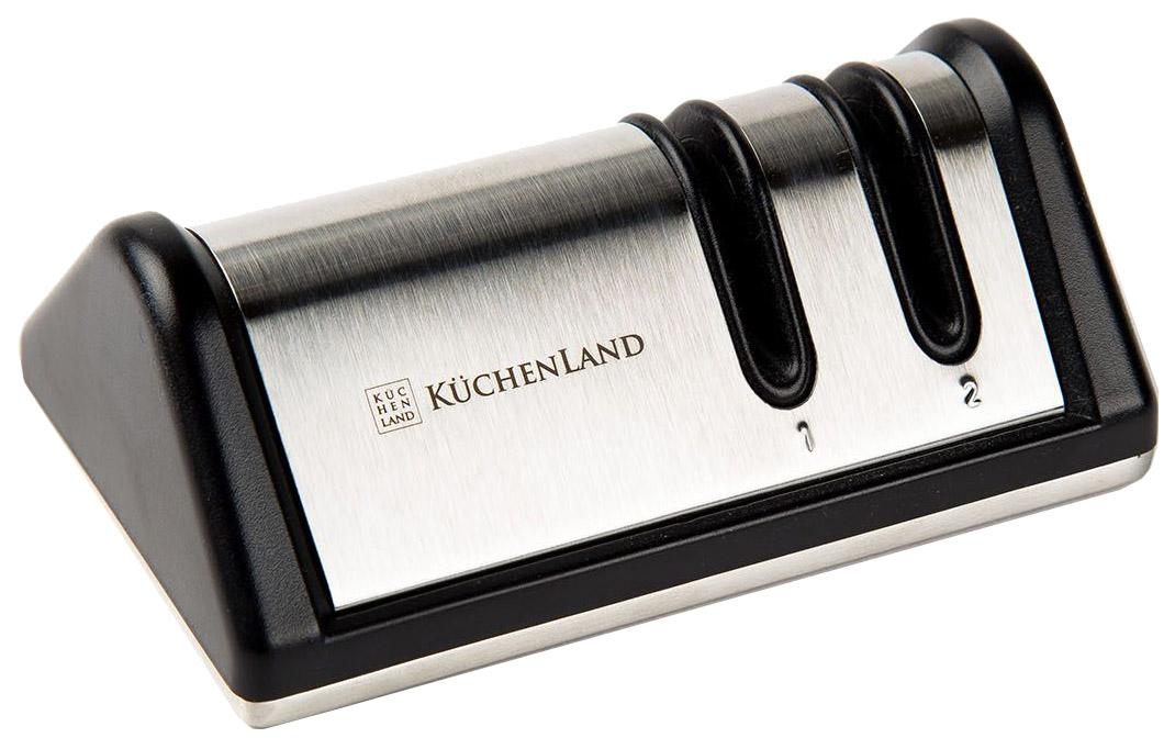 Точилка для ножей Kuchenland Accessories H1120 Черный