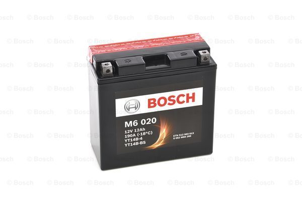 Аккумулятор автомобильный Bosch 0 092 M60 200 12 Ач