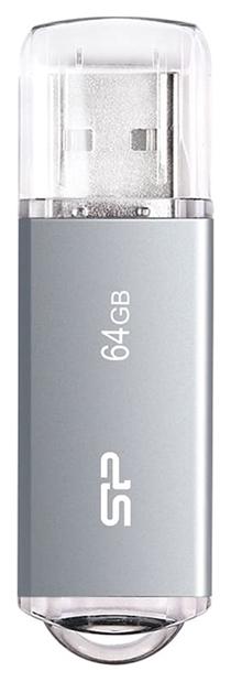 SILICON POWER 64GB ULTIMA II-I SPACE GRAY (SP064GBUF2M01V1TB6)