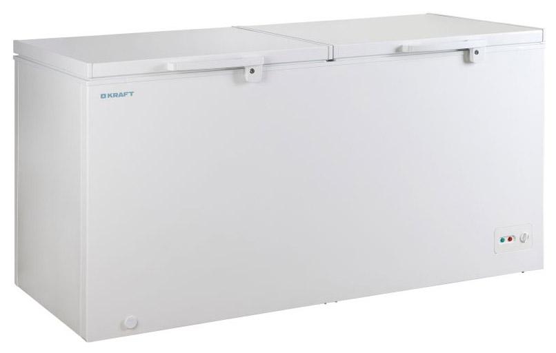 Морозильный ларь KRAFT BD(W) 600 QX White