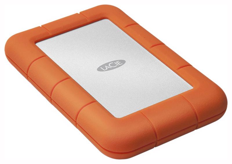 Внешний SSD накопитель LaCie Rugged Mini