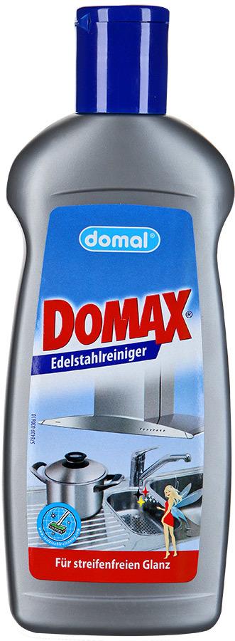 Чистящее средство для изделий Domal из нержавеющей стали 250 мл