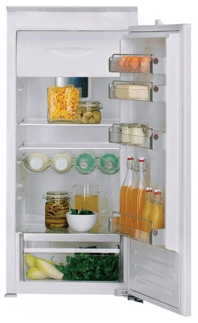 Встраиваемый холодильник KitchenAid KCBMR12600 White