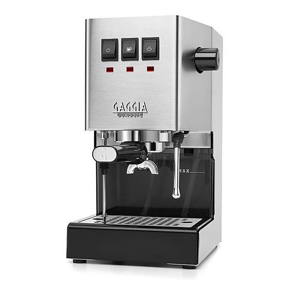 Рожковая кофеварка Gaggia Classic RI9480/11 Silver