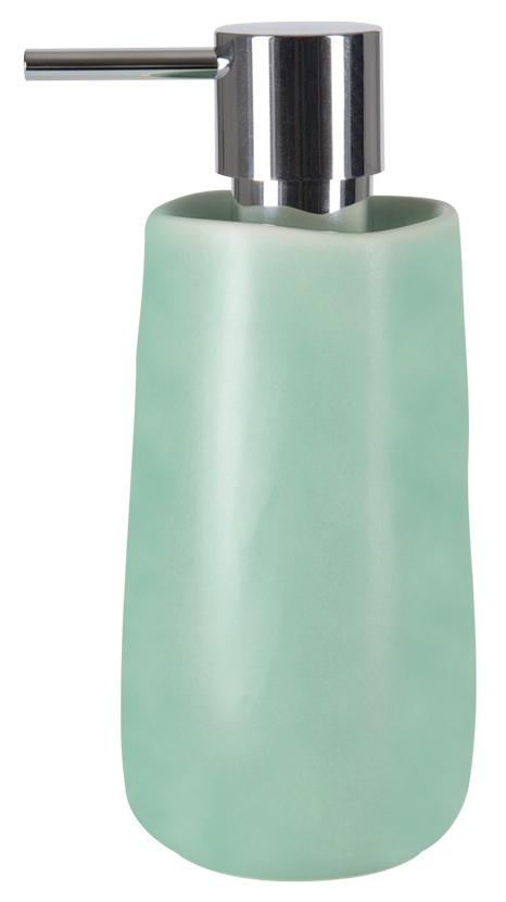 Дозатор для жидкого мыла Spirella Sina Зеленый