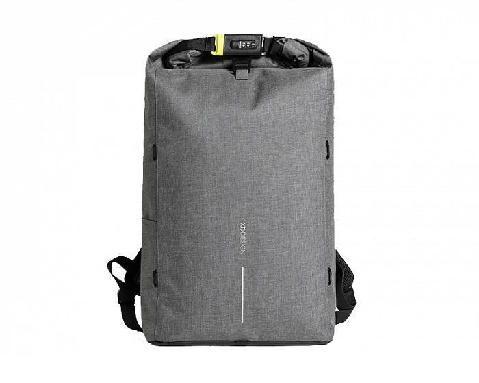 Рюкзак XD Design Bobby Urban Lite 22 л серый