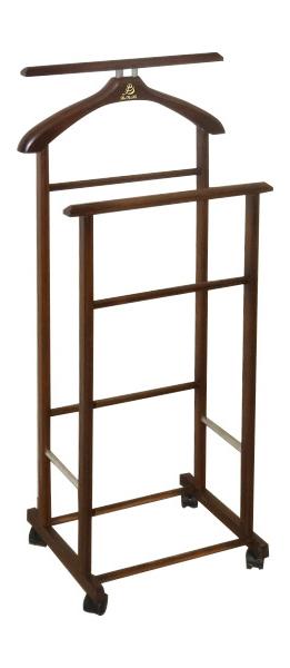 Вешалка Мебелик В 22Н Средне коричневый