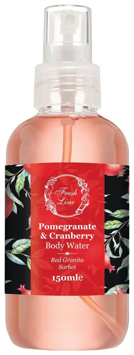 Средство для тела Fresh Line Pomegranate