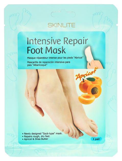 Маска для ног Skinlite Intensive Repair Foot