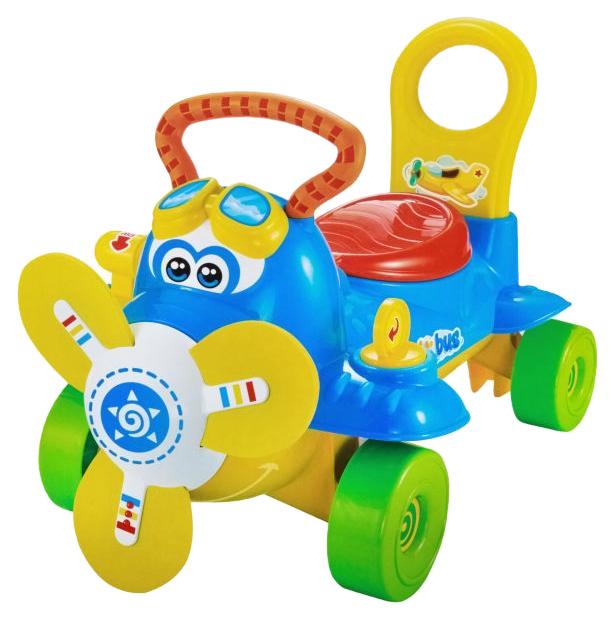 Купить Каталка детская Gratwest машина с пропеллером Х81555, Каталки детские