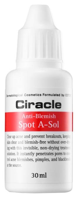 Сыворотка для лица от акне Ciracle Anti blemish
