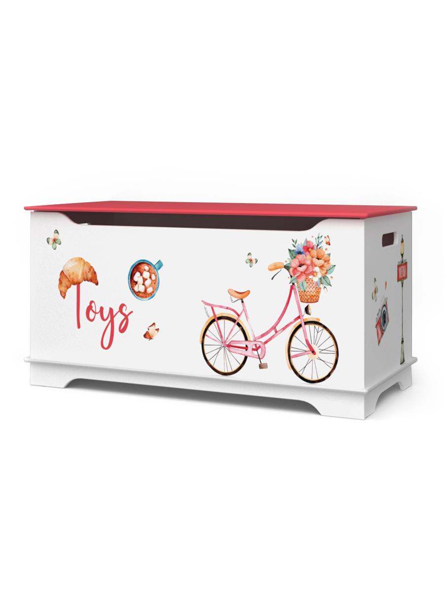 Ящик для хранения ContinentDECOR Путешествие в Париж