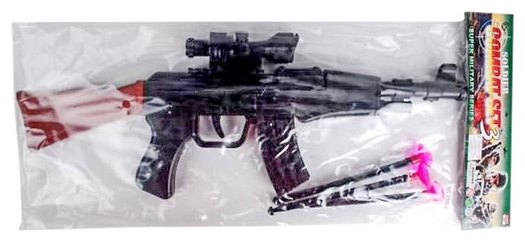 Набор оружия ABtoys Combat Set 3 с мягкими снарядами в ассортименте