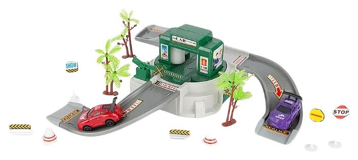 Парковка и автомойка S+S Toys ES-SR5513-42