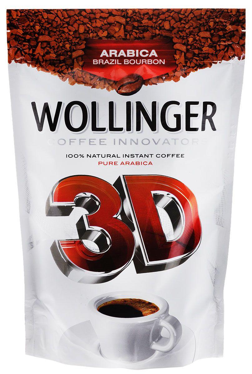 Кофе Славкофе Воллинджер растворимый 150 г фото