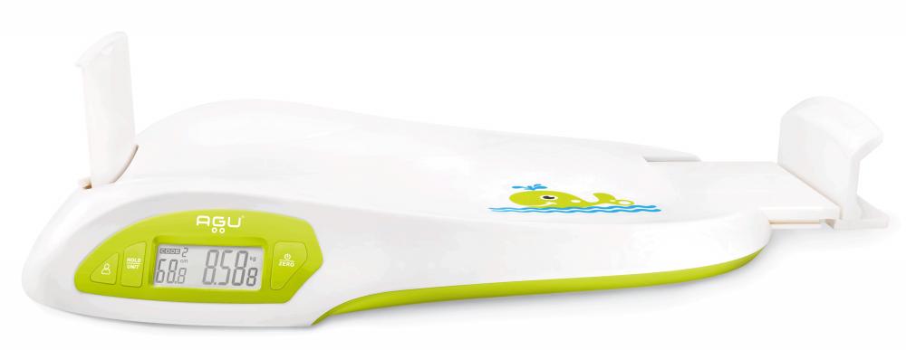 Купить Весы электронные Agu baby смарт с ростомером AGU BSS1, Детские весы