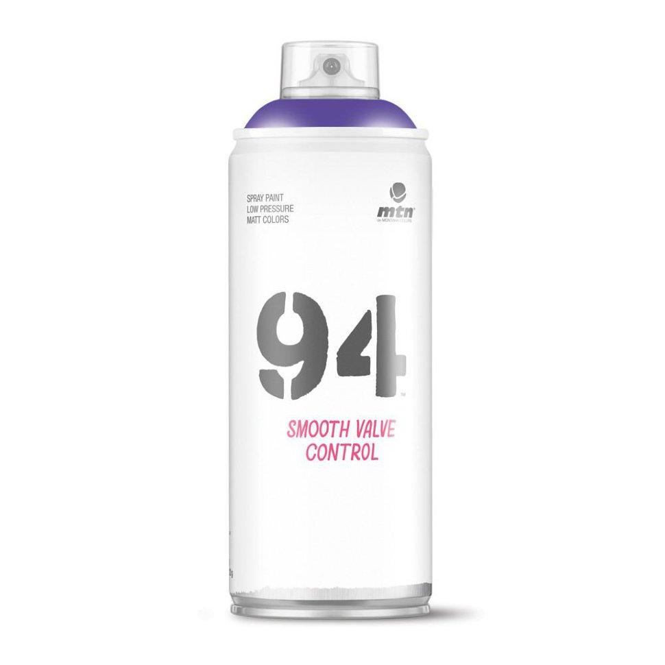Аэрозольная краска Mtn 94 Spectro фиолетовый полупрозрачный 400 мл
