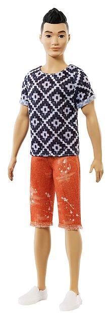 Купить Кукла Barbie Mattel Игра с модой Кен FXL62,