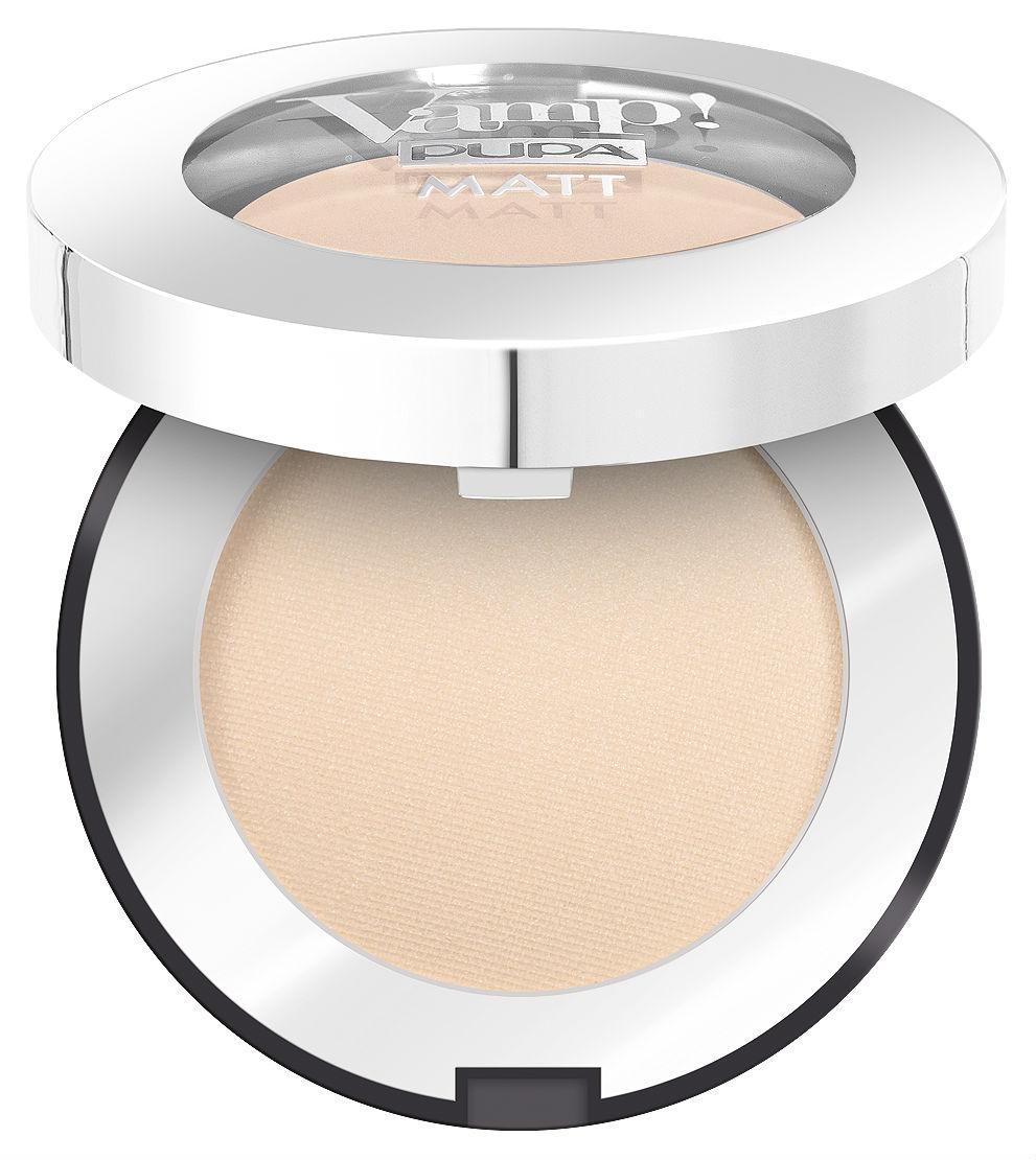 Тени для век Pupa Vamp! Matt Eyeshadow 020 Vanilla Cream 2,5 г
