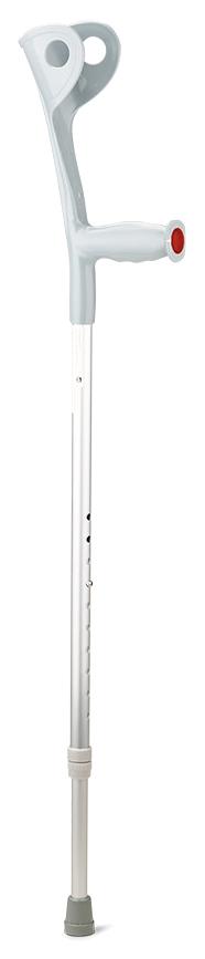 Костыли Армед FS937L серый без светоотражателя