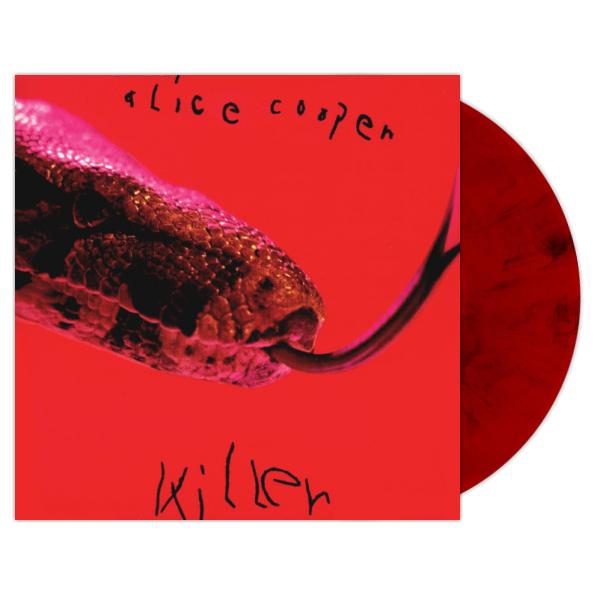 Виниловая пластинка Alice Cooper Killer (Coloured Vinyl)(LP), Медиа  - купить со скидкой