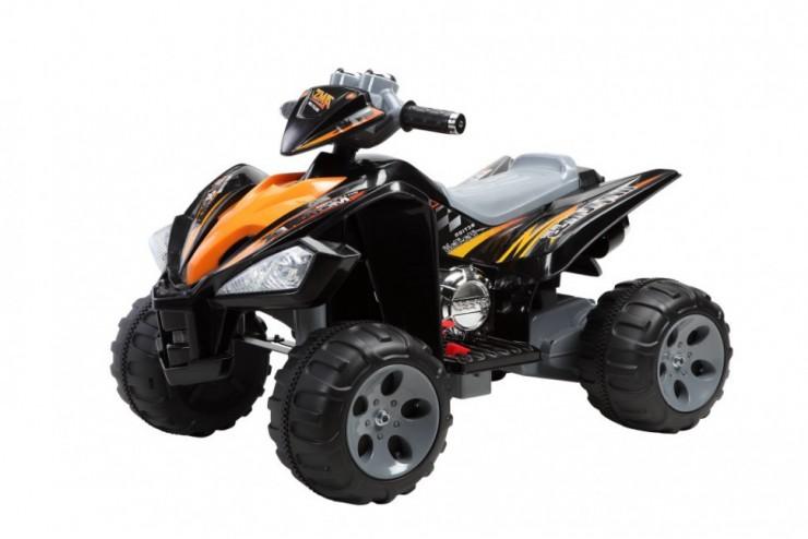 Купить Детский электромобиль квадроцикл на аккумуляторе 12V Harleybella JS007-B, Электромобили